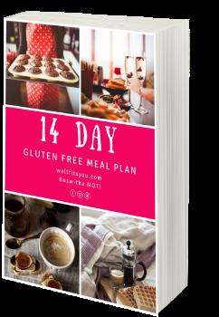 14 Day Gluten Free Meal Plan