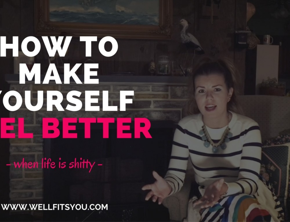 How To Make Yourself Feel Good – #AskYourCoach