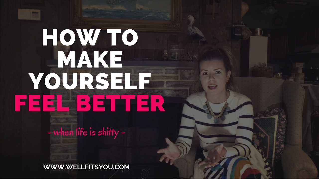 how to make yourself
