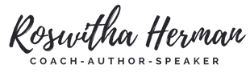 Roswitha Herman | Success Coach – Best Selling Author – Speaker Logo